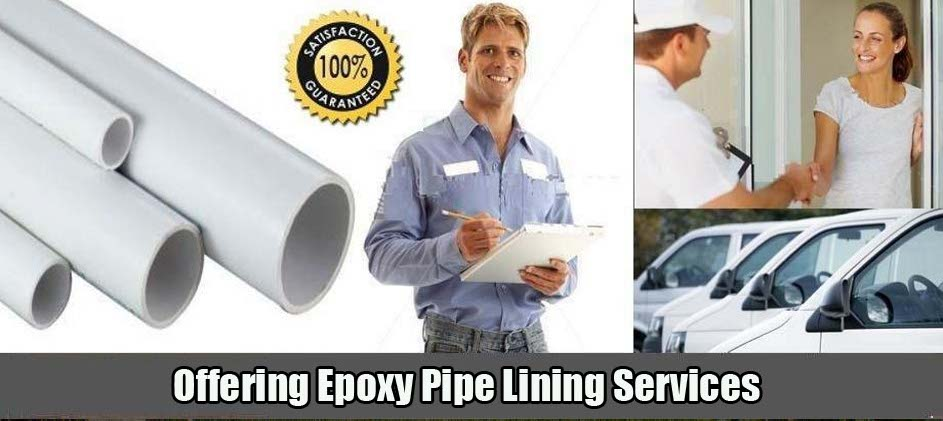 Trenchless Sewer Services Epoxy Pipe Lining