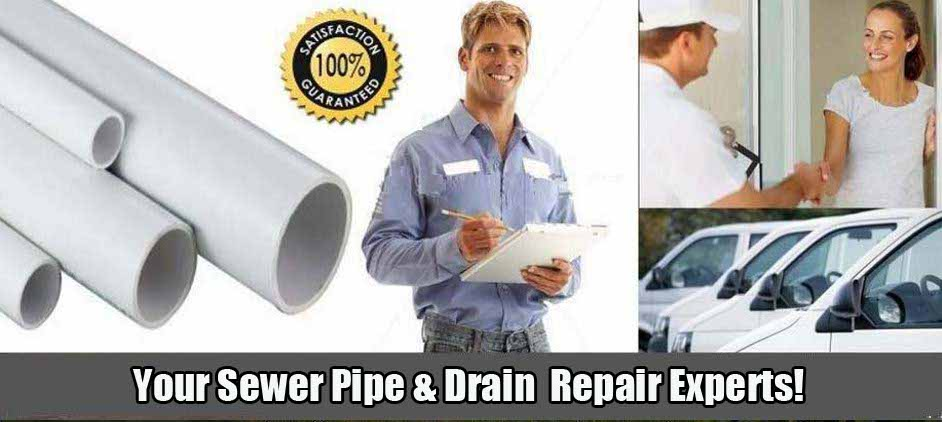 Trenchless Sewer Services Sewer Pipe Repair